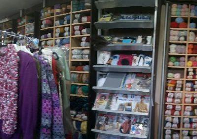 tienda interior