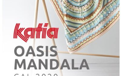 Kit Oasis Mándala de Katia
